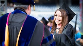 National University Southern Commencement 2017 Livestream