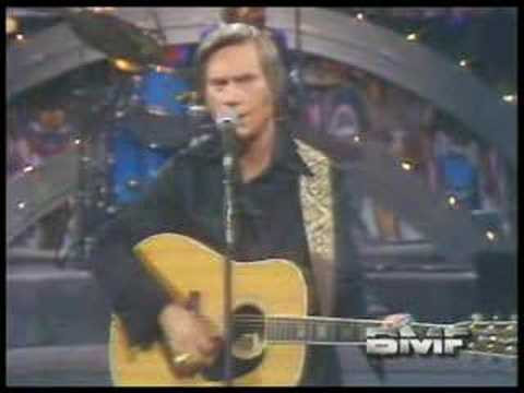 George Jones LIVE He Stopped Loving Her Today