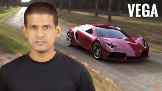The Sri Lankan Electric Sports Car