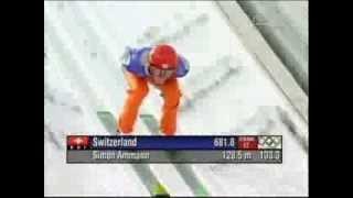 Simon Amman - Winter Olympic Games 2002 - Salt Lake City 2002 - 130.0m