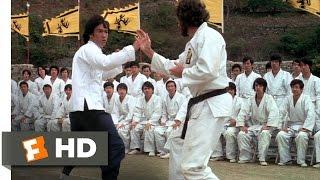 Enter the Dragon (1/3) Movie CLIP - Lee vs. O'Hara (1973) HD