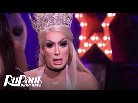 Xxx Mp4 The Only Fake Thing About Alaska Is THIS RuPaul S Drag Race All Stars Season 2 Logo 3gp Sex