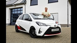 New Toyota Yaris GRMN at the Nordschleife - Green Hell