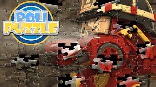 POLI PUZZLE Series 15 | Robocar POLI Special