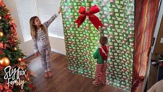 Family surprises daughter with HUGE Christmas gift! | Slyfox Family