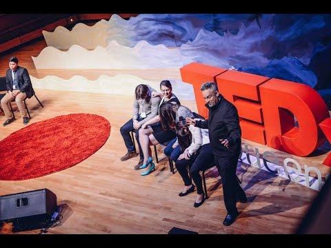 """""""Is Hypnosis Fake?"""" Hypnotist stuns TEDX crowd"""