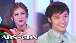 Aquino and Abunda Tonight: Alex reacts to Kean's 'the one that got away' statement!
