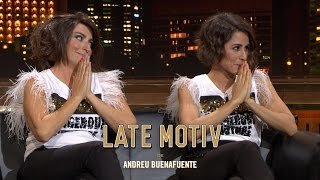 LATE MOTIV - Barei & Barei | #LateMotiv89