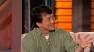 Jaden Smith and Jackie Chan - Lopez Tonight (6/16/2010)