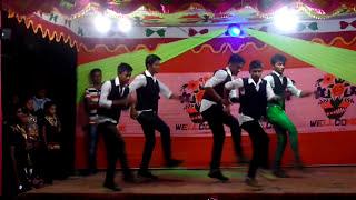 bangladeshi dance performance at village wedding concert 2016