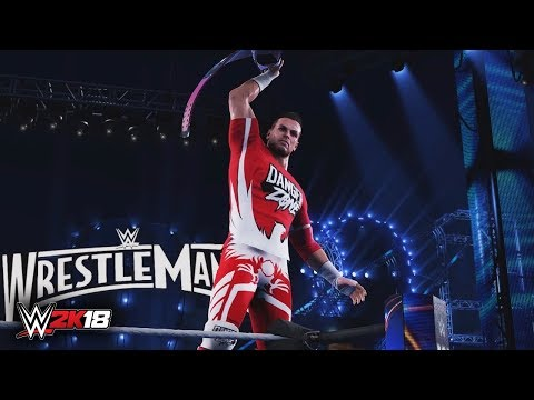 WWE 2K18 My Career Mode - Ep 43 - WRESTLEMANIA!!