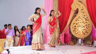 Wedding Dance - Thana & Sanu - S.p.s Video Paris