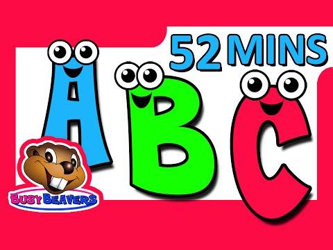 """""""ABC y 123 DVD"""" BBTV – Canciones para aprender el abecedario los números Enseñar a bebés"""