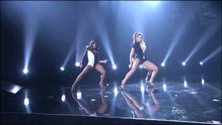 Beyonce - Single Ladies - 11.23.08 (American Music Awards) HD