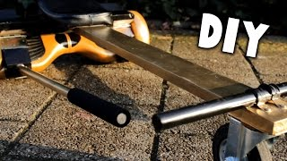 How To Make A Hoverkart!! DIY Turn Your Hoverboard Into A Kart!