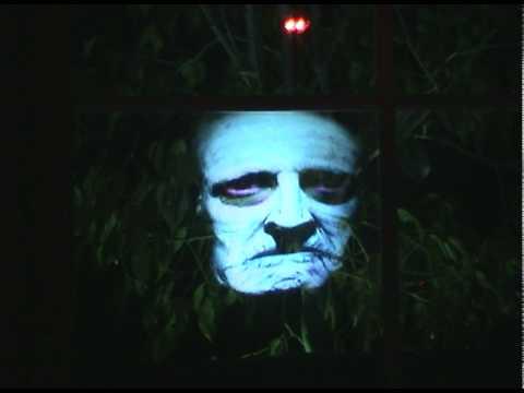 Big Scream Halloween Hologram Illusion