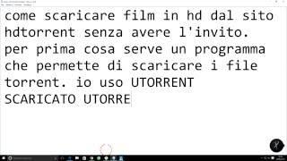 scaricare film da hd torrent