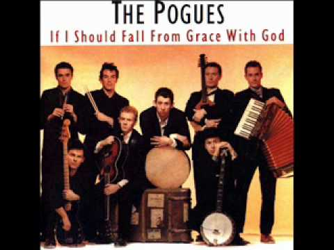 The Pogues - Medley: The Recruiting Sergeant  Rocky Road To Dublin  The Galway Races