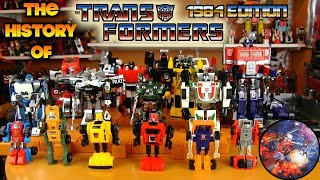 The History of Transformers: 1984 Edition