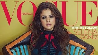 """Selena Gomez Says Guys Are """"Terrified"""" To Date Her In Vogue Australia"""