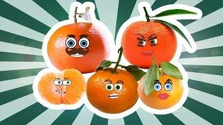 Mandarin Finger Family Song Nursery Rhymes for Kids | Videos for Kids
