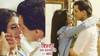 Mohsin Khan And Shivangi Joshi Offscreen Chemistry | Yeh Rishta Kya Kehlata Hai | TellyMasala