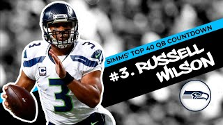 Chris Simms' Top 40 QBs: Russell Wilson takes No. 3 spot | Chris Simms Unbuttoned | NBC Sports