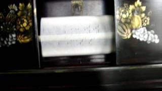 Silver Swan Rag-played by Scott Joplin on a piano roll