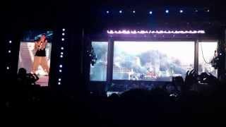 Eminem - Not Afraid (Live at Squamish 2014)
