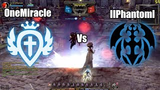 DN INA (95 lvl cap) PVP Showmatch: Guardian (OneMiracle) vs Arch Heretic (IIPhantomI)