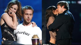7 Memorable 'Best Kiss' Moments! (MTV Movie Awards)