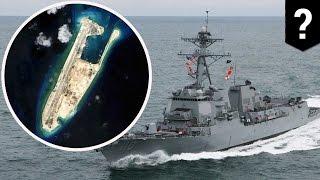 Cina mengirim jet tempur setelah kapal perang Amerika berada di laut cina selatan - Tomonews