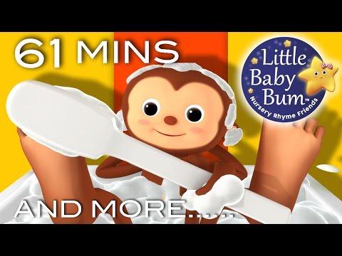 Bath Song Plus Lots More Nursery Rhymes From LittleBabyBum