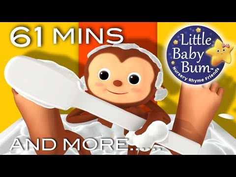 Xxx Mp4 Bath Song Plus Lots More Nursery Rhymes 61 Minutes Compilation From LittleBabyBum 3gp Sex