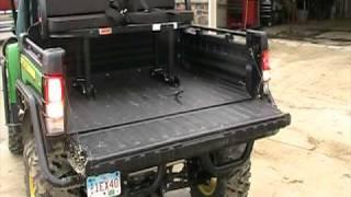 John Deere Gator 825I head lights and turn signals even Rumble seat
