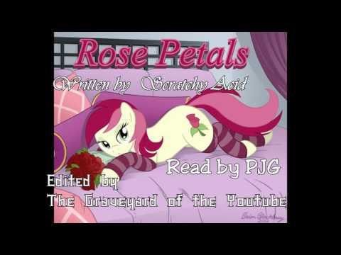 Clopfic: PJG reads Rose Petals by  Scratchy Acid