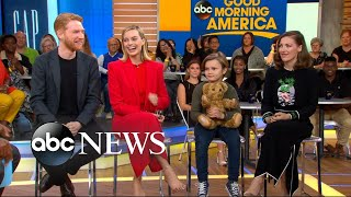 10-year-old star of 'Goodbye Christopher Robin' on auditioning for the role