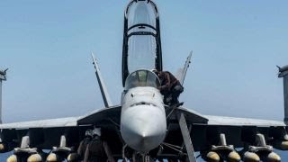 Russia: US-led coalition jets west of Euphrates are targets