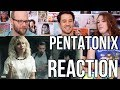 PENTATONIX - WHERE ARE YOU NOW - REACTION!! - Justin Bieber & Jack U