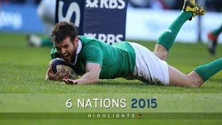 6 Nations 2015 | Highlights ᴴᴰ