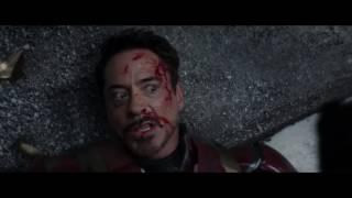 Iron Man vs Captain  America CW HD 1080p60FPS