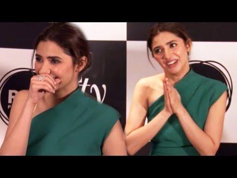 Xxx Mp4 Indian Reporter FLIRTS With Pakistani Actress Mahira Khan 3gp Sex