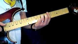 Cours de Guitare - La Gamme Mineure Mélodique 1 - BendNote