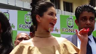Sunny Leone at Kochi - Speaking to Kerala fans - HD Full Video