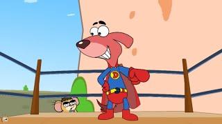 Rat-A-Tat |'Skeleton Charley More Funny Cartoon Compilation'| Chotoonz Kids Funny Cartoon Videos