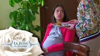 Melissa busca aprovecharse de Gloria y Javier | La cuna vacía | La Rosa de Guadalupe