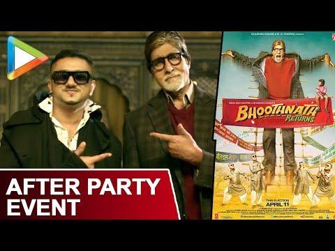 Xxx Mp4 Bhoothnath Returns After Party Event Bhoothnath Returns Yo Yo Honey Singh Amitabh Bachchan 3gp Sex