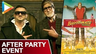 Bhoothnath Returns After Party Event | Bhoothnath returns | Yo Yo Honey Singh | Amitabh Bachchan