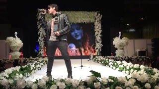 Rizwan Kayani Performing Ranjha @ Asian Bride Magazine Show 2015