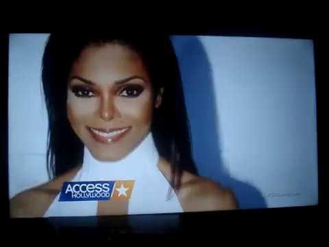 Janet et Michael Jackson-Access Hollywood-26 Avril 2017